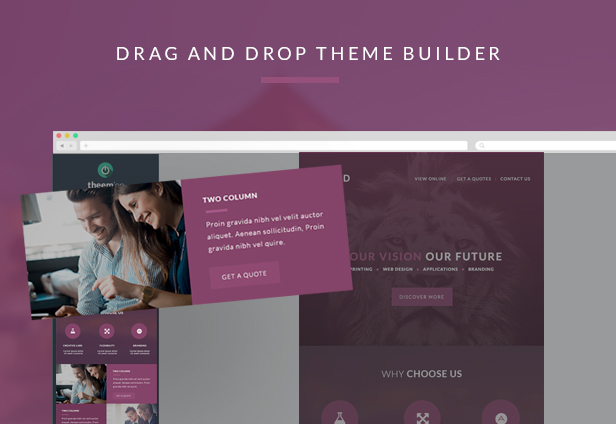 Modern Email Template - Greed + Builder Access